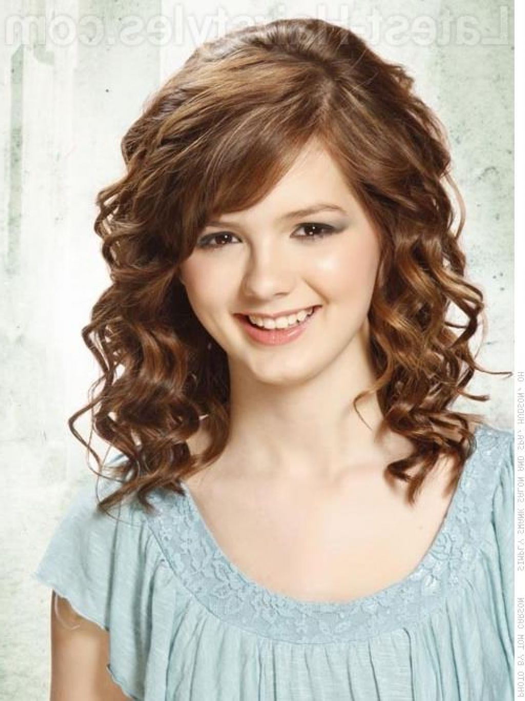 Cut Hairstyles For Curly Hair trend hairstyle now
