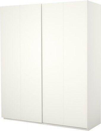 Pax Hasvik wardrobe with sliding doors, IKEA   Dining room