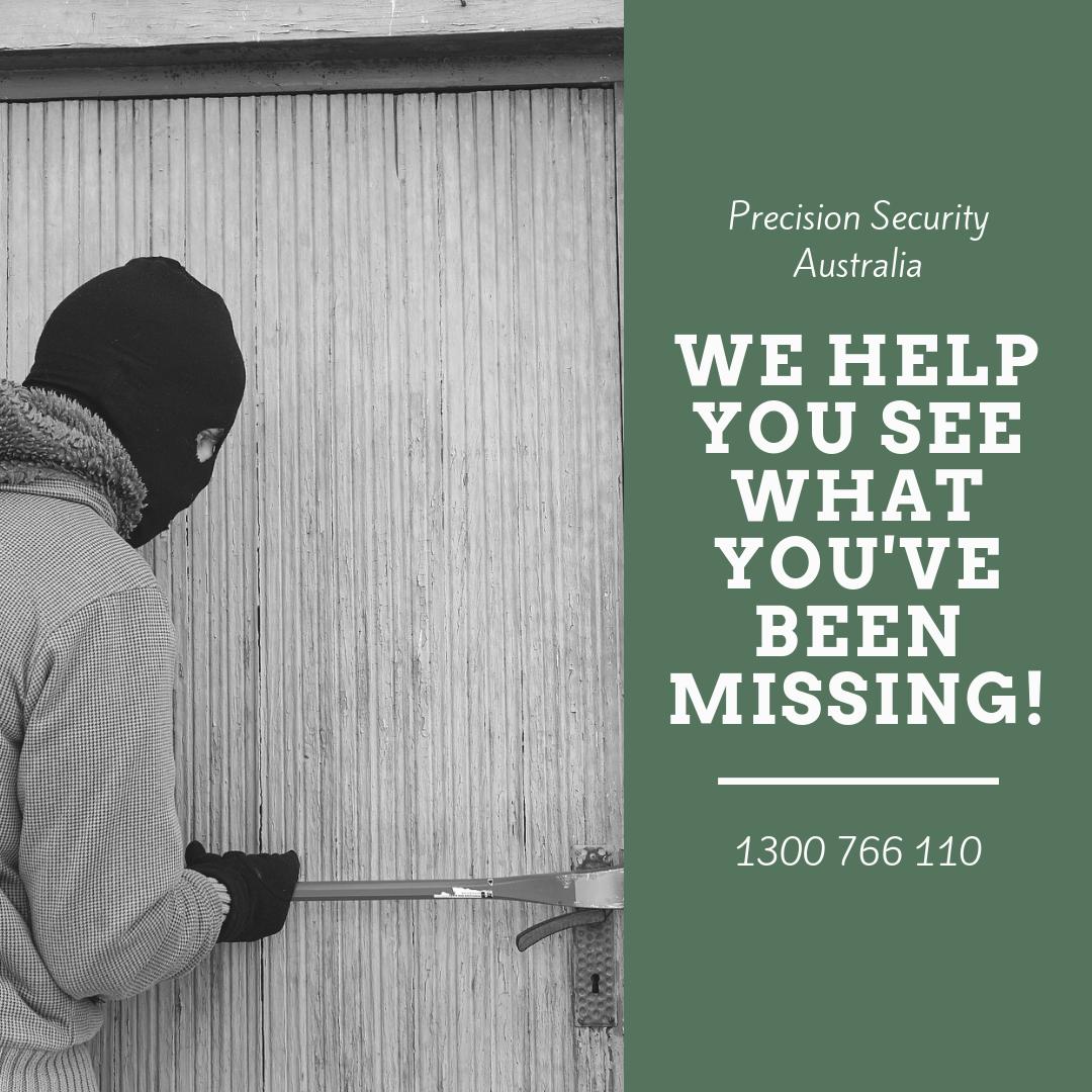 Melbourne CCTV Security Cameras Alarm systems for home
