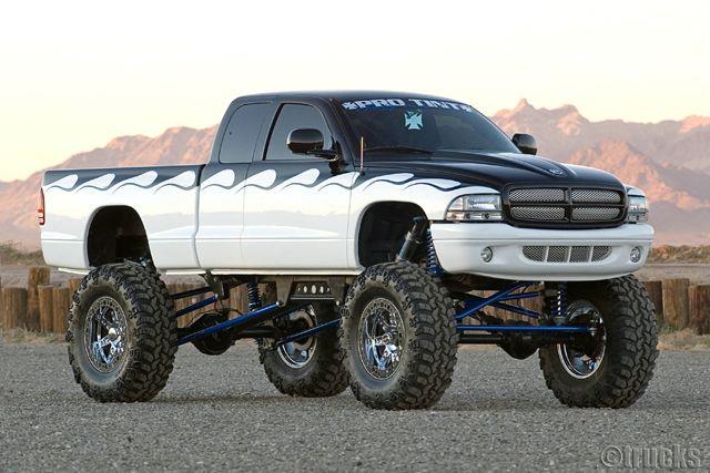 Dodge Dakota 4x4