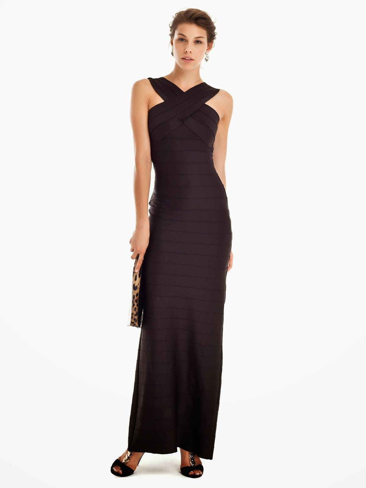 2016 Zara Elbise Trendleri Elbise Bandaj Elbise The Dress