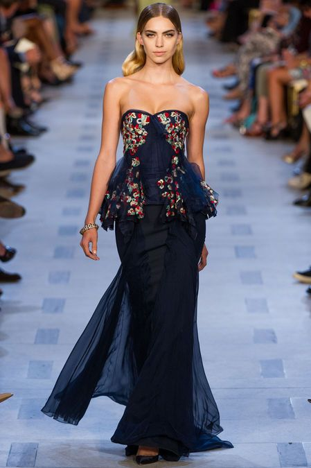 Zac Posen | Spring 2013 Ready-to-Wear Collection