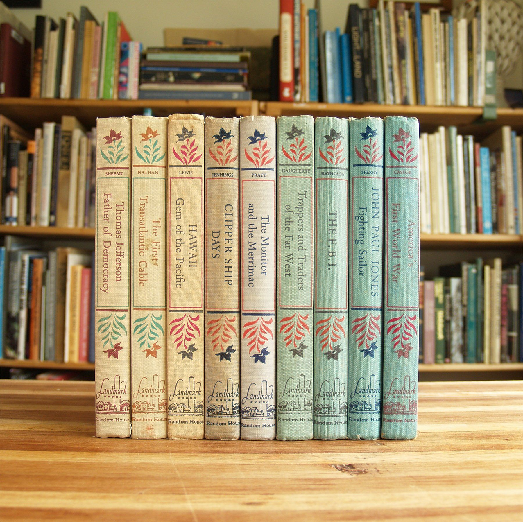 Collection Of Nine Vintage Children S Reference Books From Nonfiction Books For Kids Vintage Children Book Show