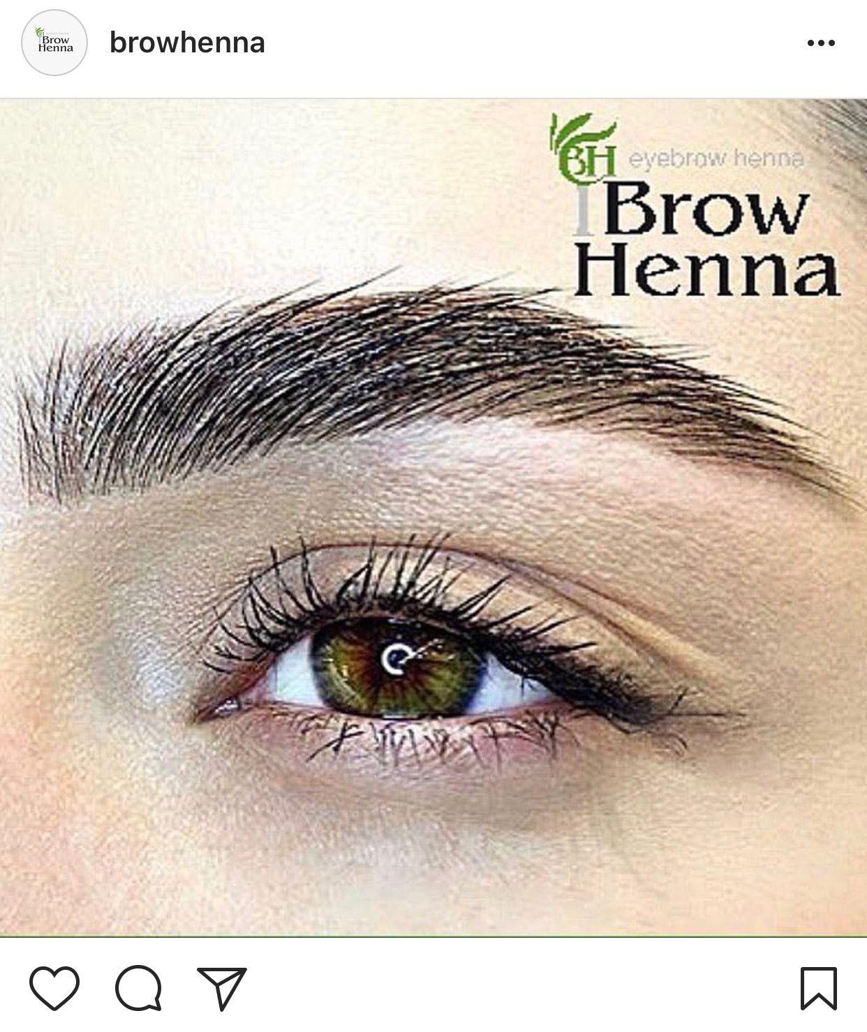 Pin By Irina Levchuk On Bh Brow Henna The Best Organic Tint