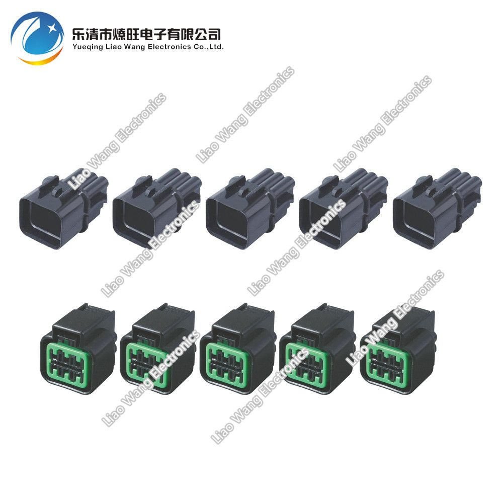 5 Sets Waterproof Connector Automotive Wire Harness Wiring Terminal Block Dj7064a 15