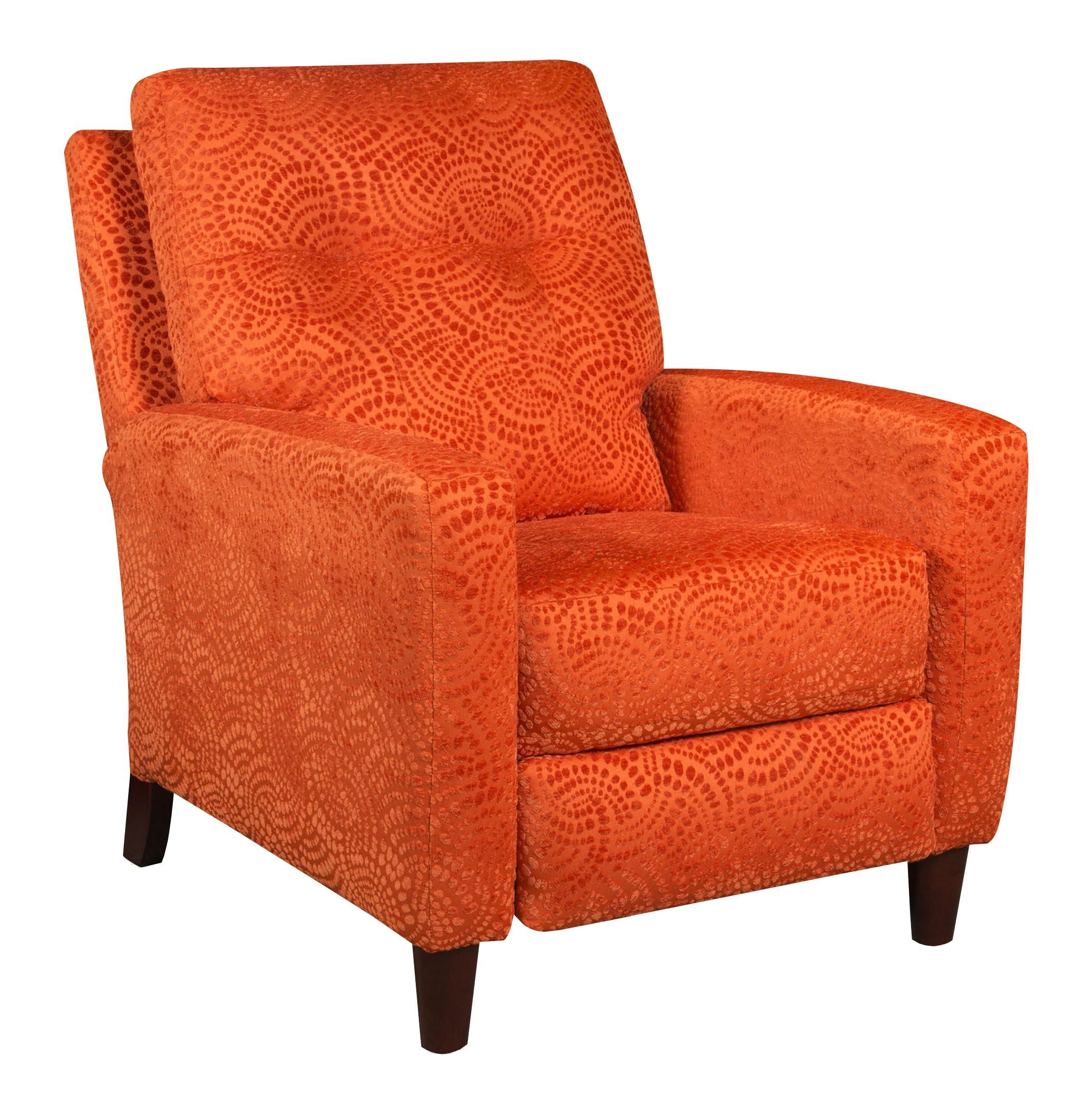 Recliners Bella High Leg Recliner by Southern Motion  My