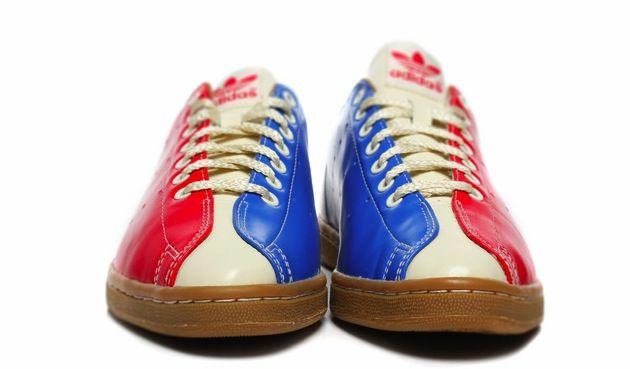 ObyO Adidas X Jeremy Scott Bowling Shoes | Double Select
