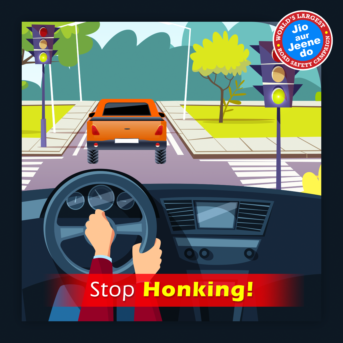 Even vehicles creating unnecessary noise while driving are