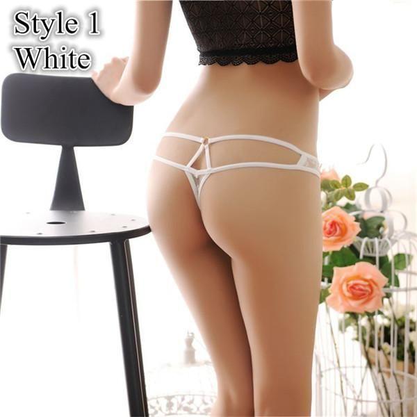 7262cf859b1 Sexy Women s Panties G Strings Thongs C-String Women Panties Lace Underwear  Briefs See Through Tangas Calcinhas Bragas Lingerie