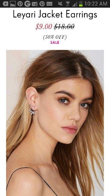 http://www.nastygal.com/sale/leyari-jacket-earrings