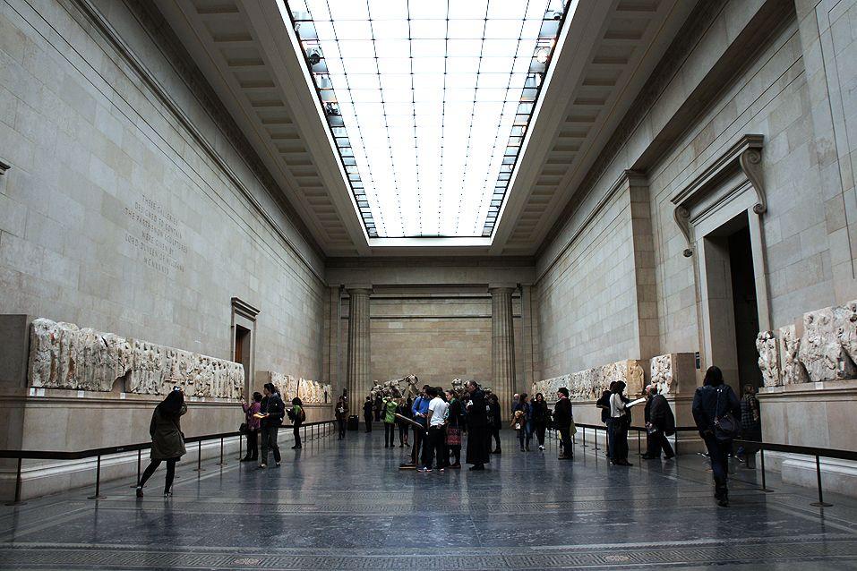 British Museum@LONDON2014