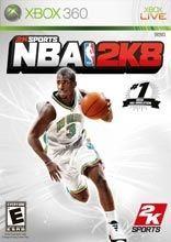 Nba 2k8 Xbox 360 Game Basketball Games Online Ps2 Games Nba