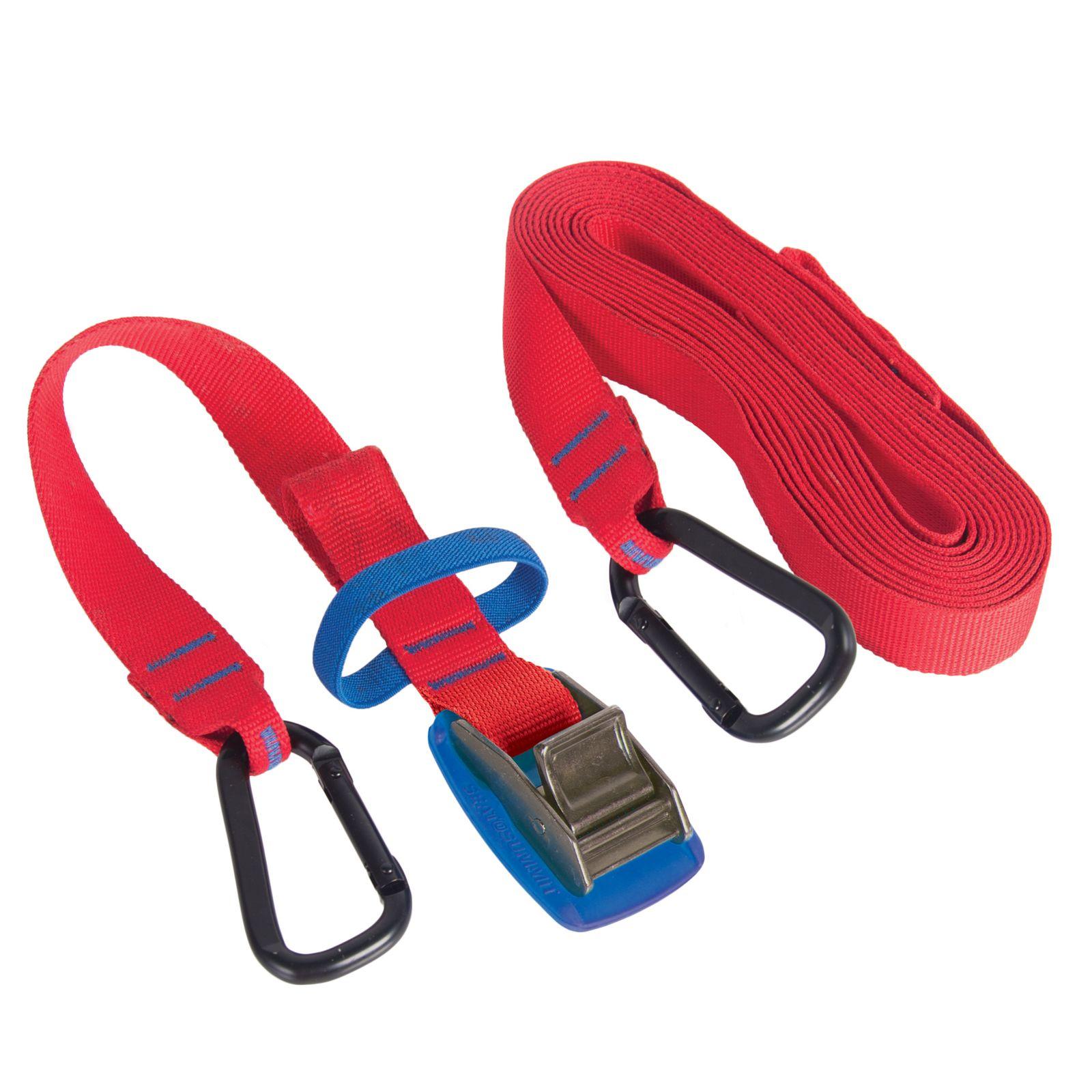 sea to summit l carabiner tie down l car rack accessory l kayak straps [ 1600 x 1600 Pixel ]