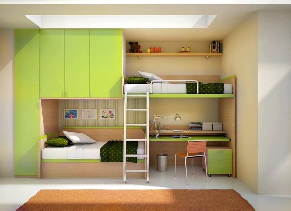 Pin Di Kids Rooms