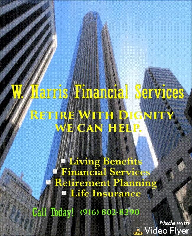 Retire with Dignity. We can help. Financial services life ...