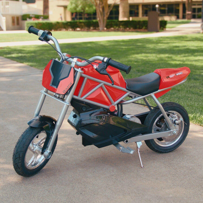Razor Rsf350 Electric Ride On Street Bikes Bike Mag Wheels