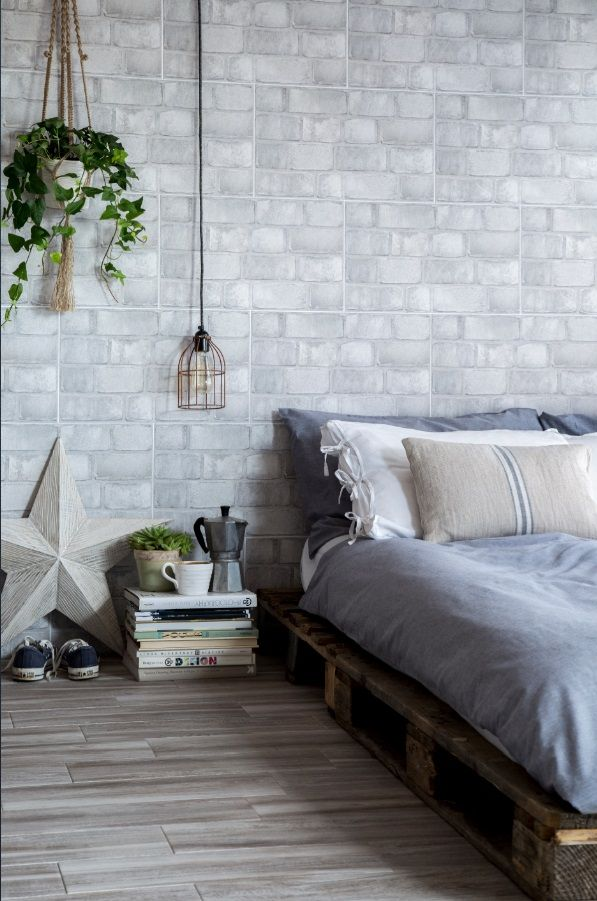 The Cool Industrial Trend For A Minimalist Bedroom Apartment