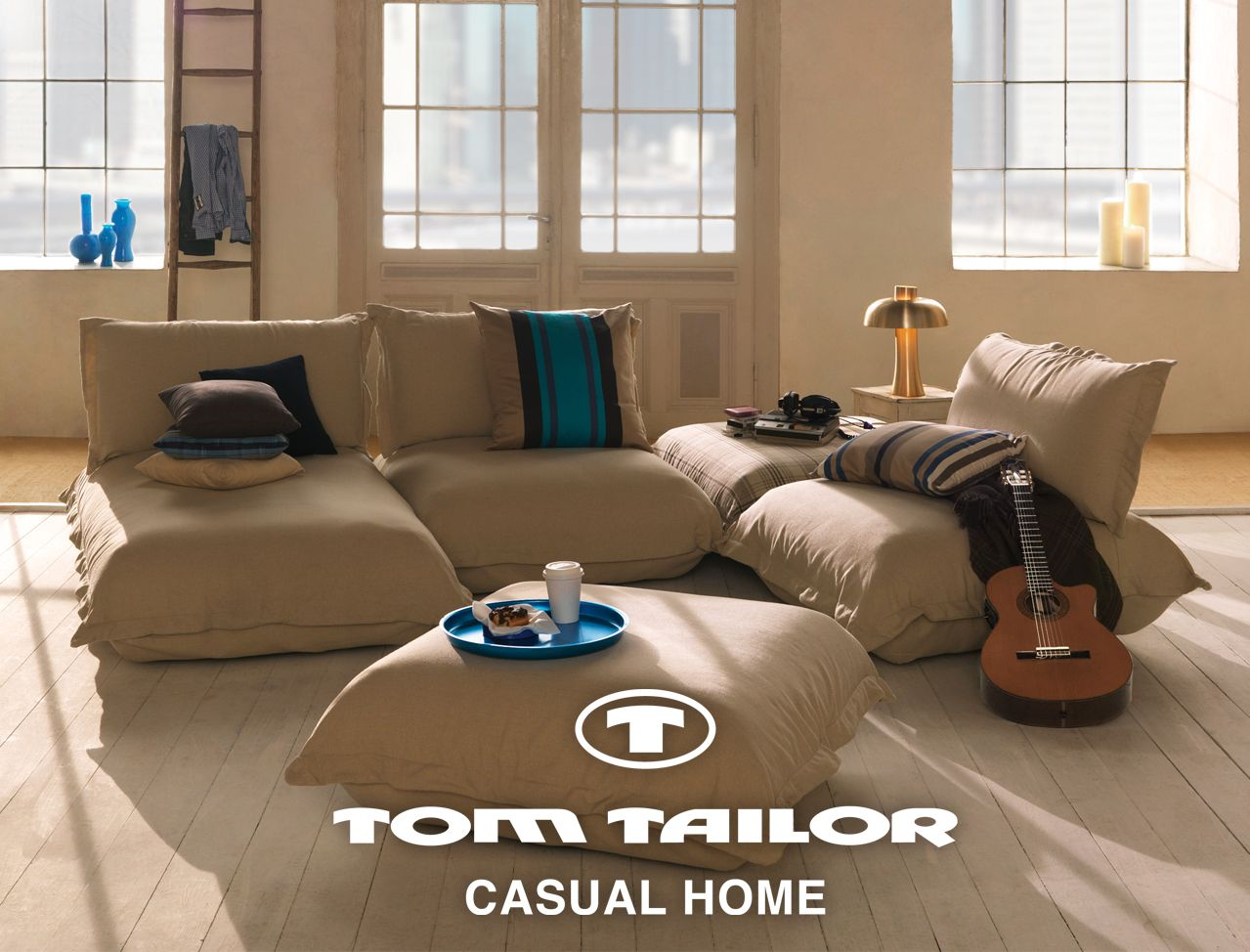 Cushion Sofa Element Group Tom Tailor Www Tom Tailor Com Kissen Sofa Haus Wohnen