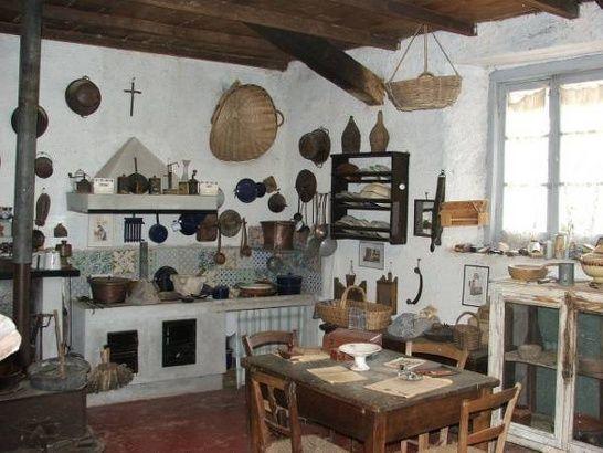 Antica cucina | Kitchen | Pinterest | Kitchens
