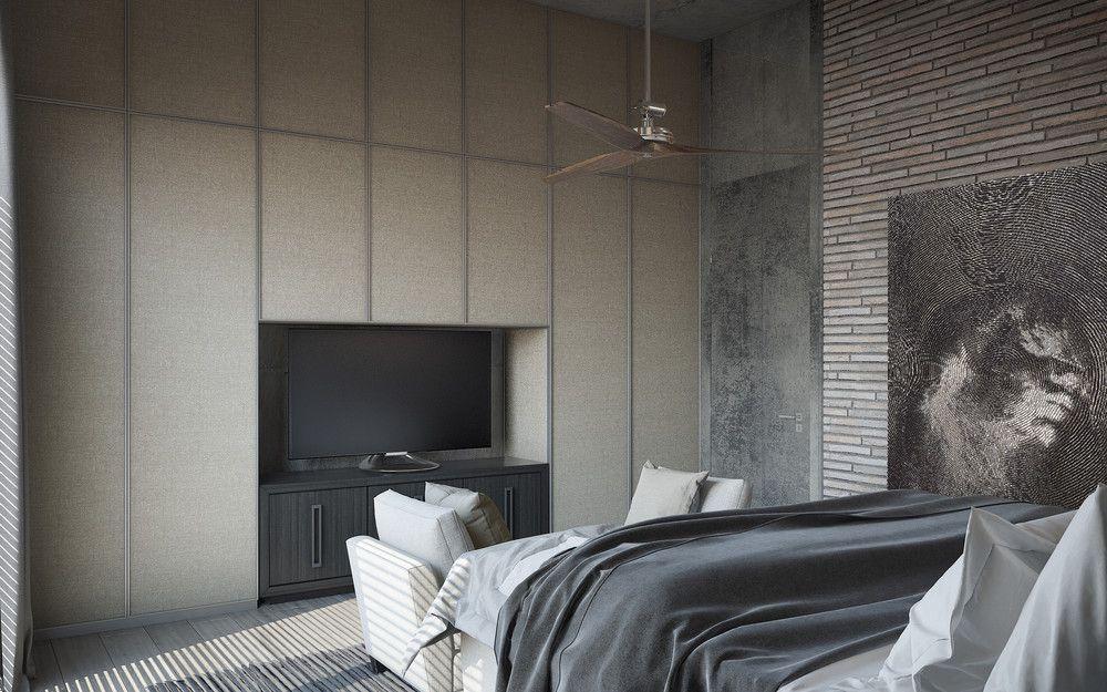3 Concrete Lofts With Wide Open Floor Plans