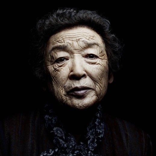 Denis Rouvre's portrait of Toku Konno. Third prize for World Press Photo 2012.