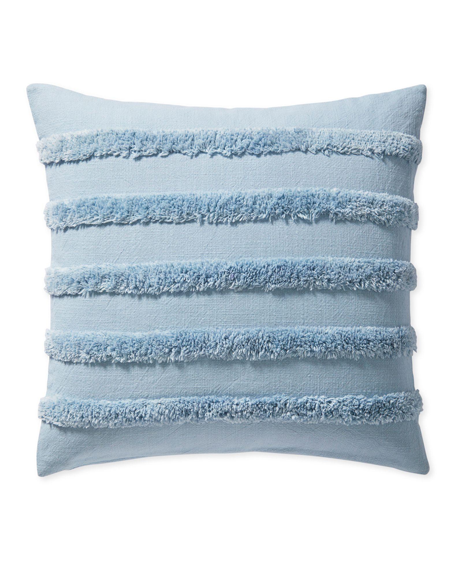 Cuesta Pillow Cover Light Blue Throw Pillows Blue Throw Pillows Light Blue Pillows