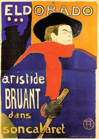 Eldorado, Aristide Bruant: 1892