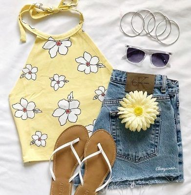 27 Cute Summer Outfits