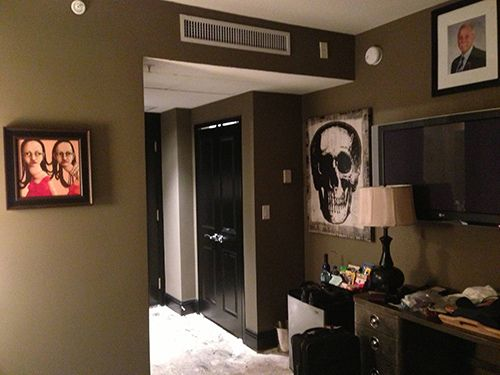 What S Up With Room 322 At Hotel Zaza With Images Hotel Secret Rooms Perfect Place