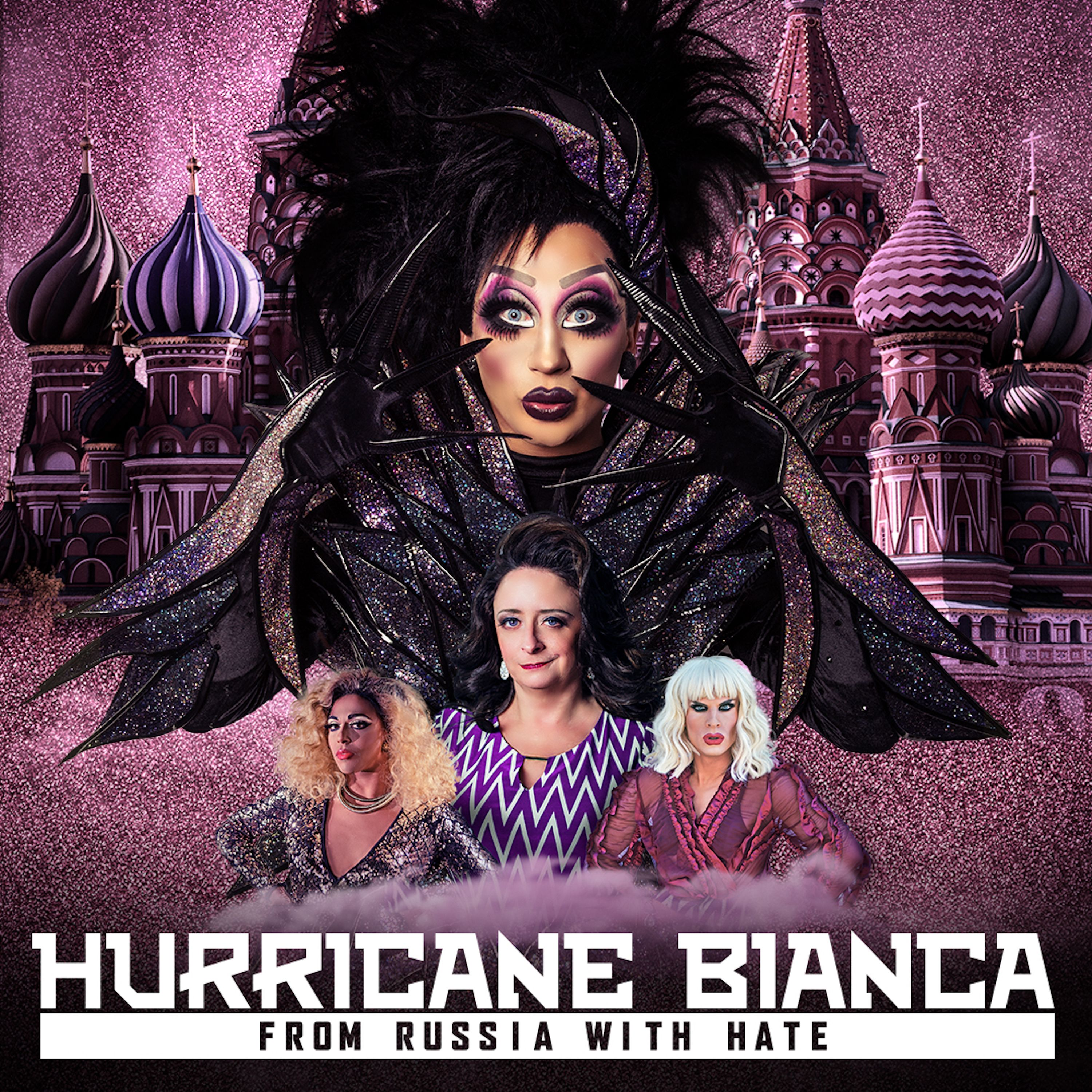Pin By Spectra Music Group On New Releases Poster Bianca Del Rio Hurricane