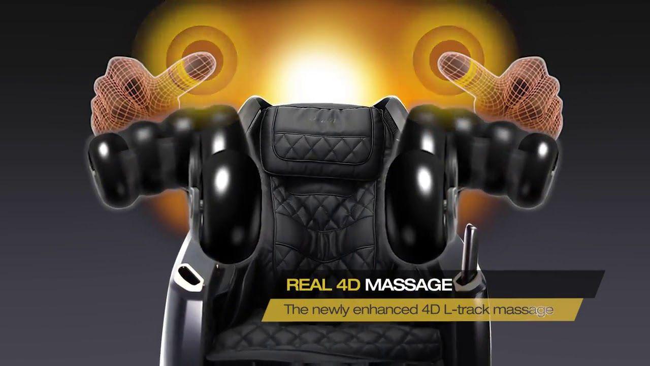 Osaki os pro maestro 4d massage chair massage chair