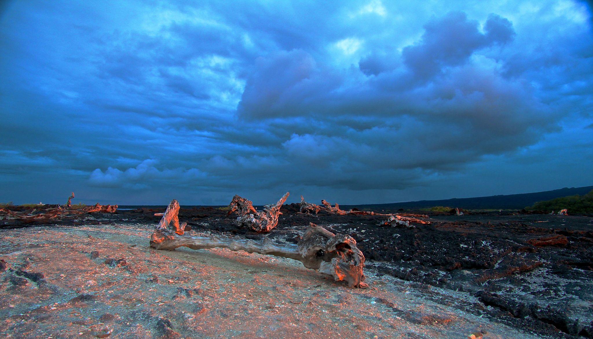 https://flic.kr/p/j5aUQP | Fernandina Island, Galapagos, Sunset | Galapagos