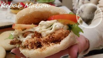 Kebab Maison au Thermomix   Recette de plat, Recettes de cuisine et Recette marocaine