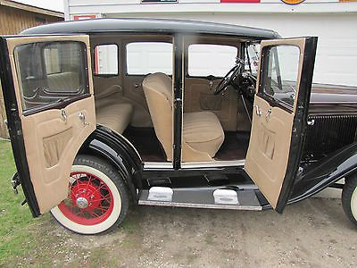 1930 Ford 4 Door Sedan Sedan Classic Cars Old Classic Cars