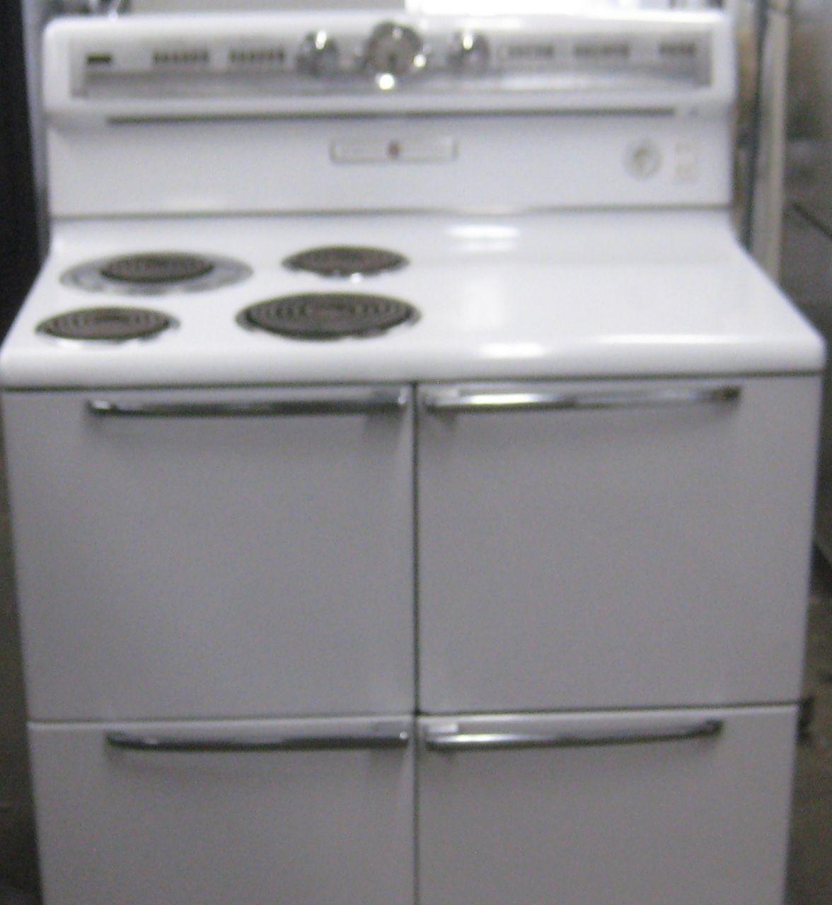 Appliance City - GE ANTIQUE VINTAGE 40