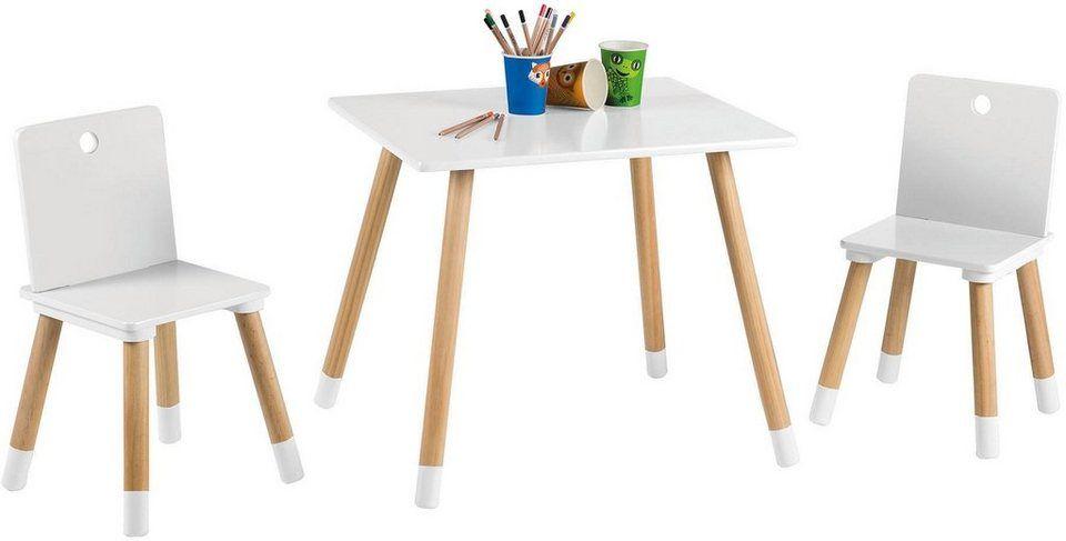 Roba® Tisch »Kindertisch, weiß«, für Kinder kaufen