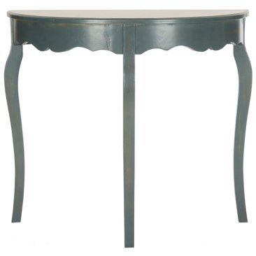 Check out this item at One Kings Lane! Adalia Console, Dark Teal