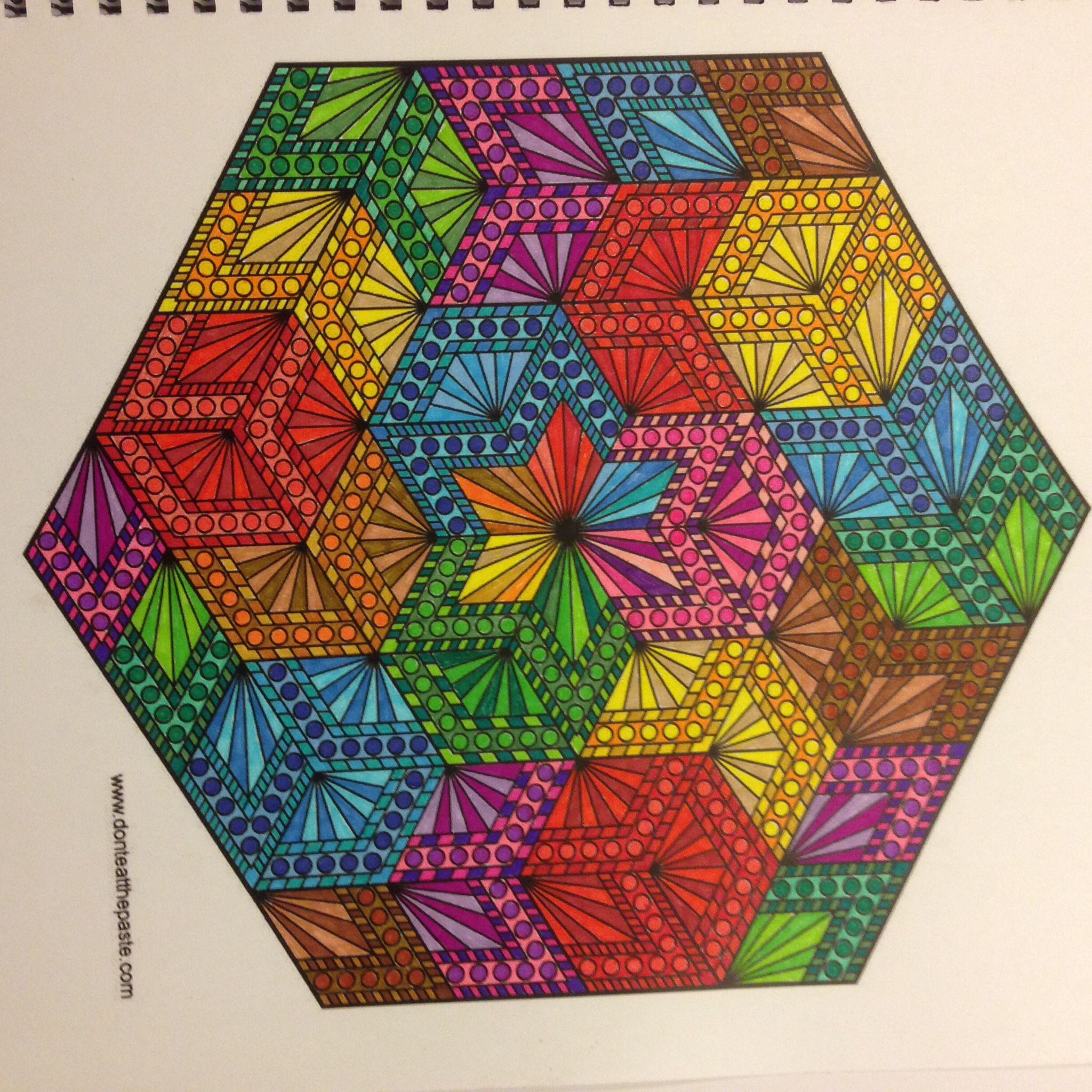 Diepte In Kleur Kleuren Kleurplaten Projecten