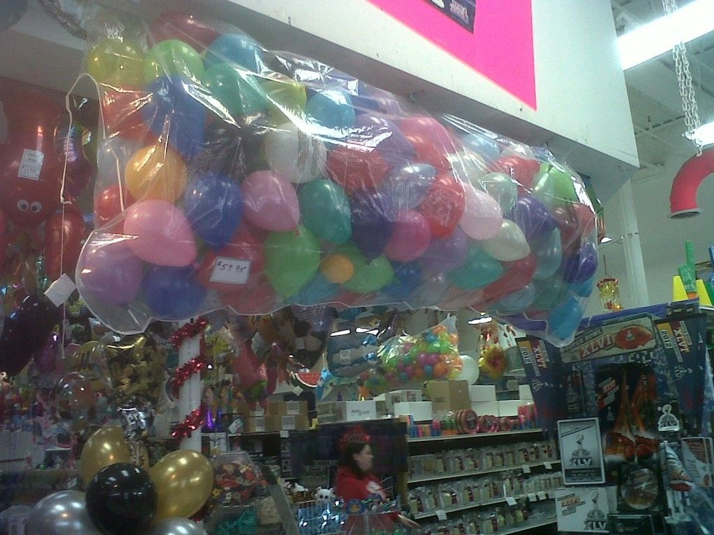 Party Tree Balloon Drop Party ideas Pinterest Balloon drop