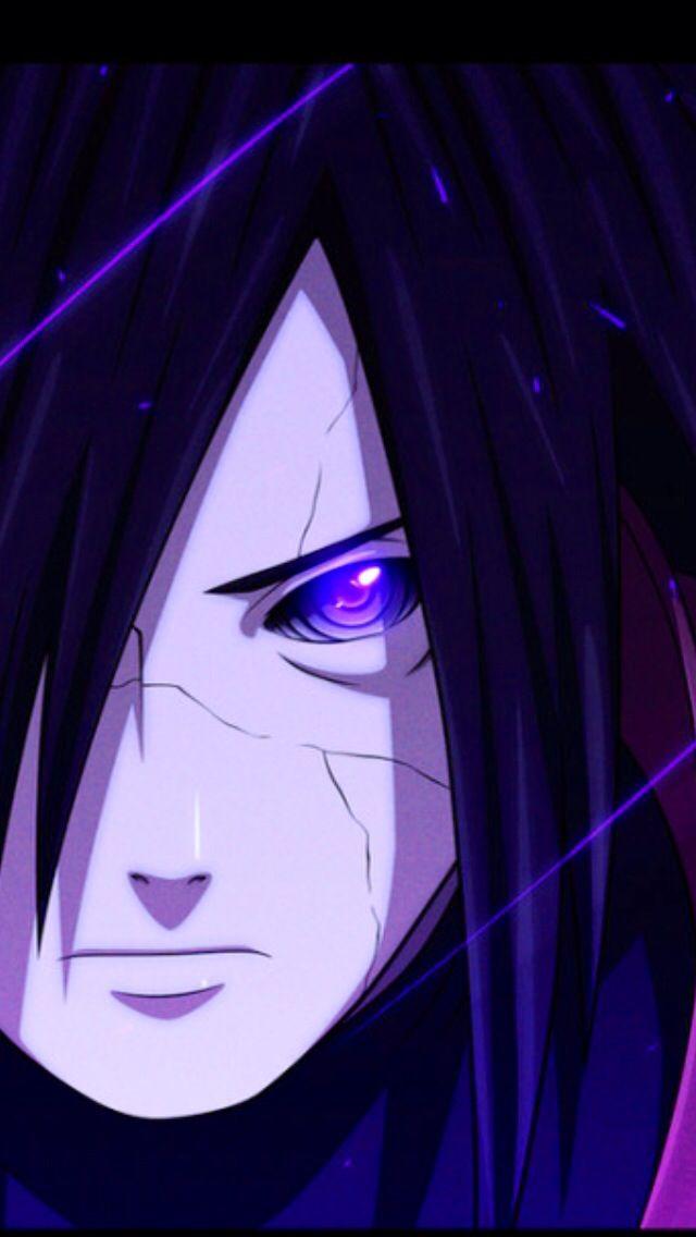 Cool wallpapers of Sasuke Uchiha character of Naruto