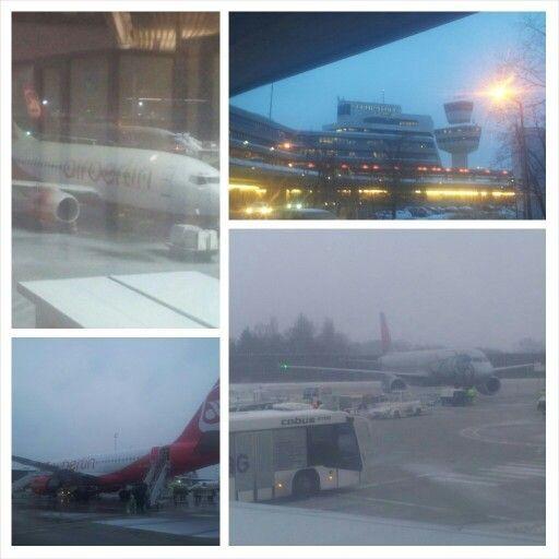 wünscht nen schönen Abend von Flughafen