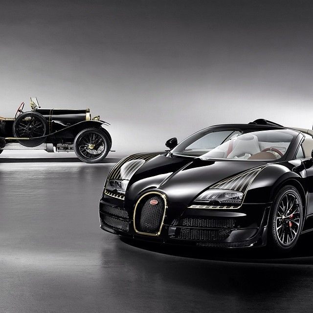 The Body Of The Black Bess Vitesse Is Constructed Entirely Of