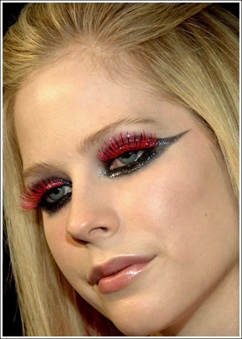 Resultado De Imagem Para Avril Lavigne Makeup Avril Romana Lavigne