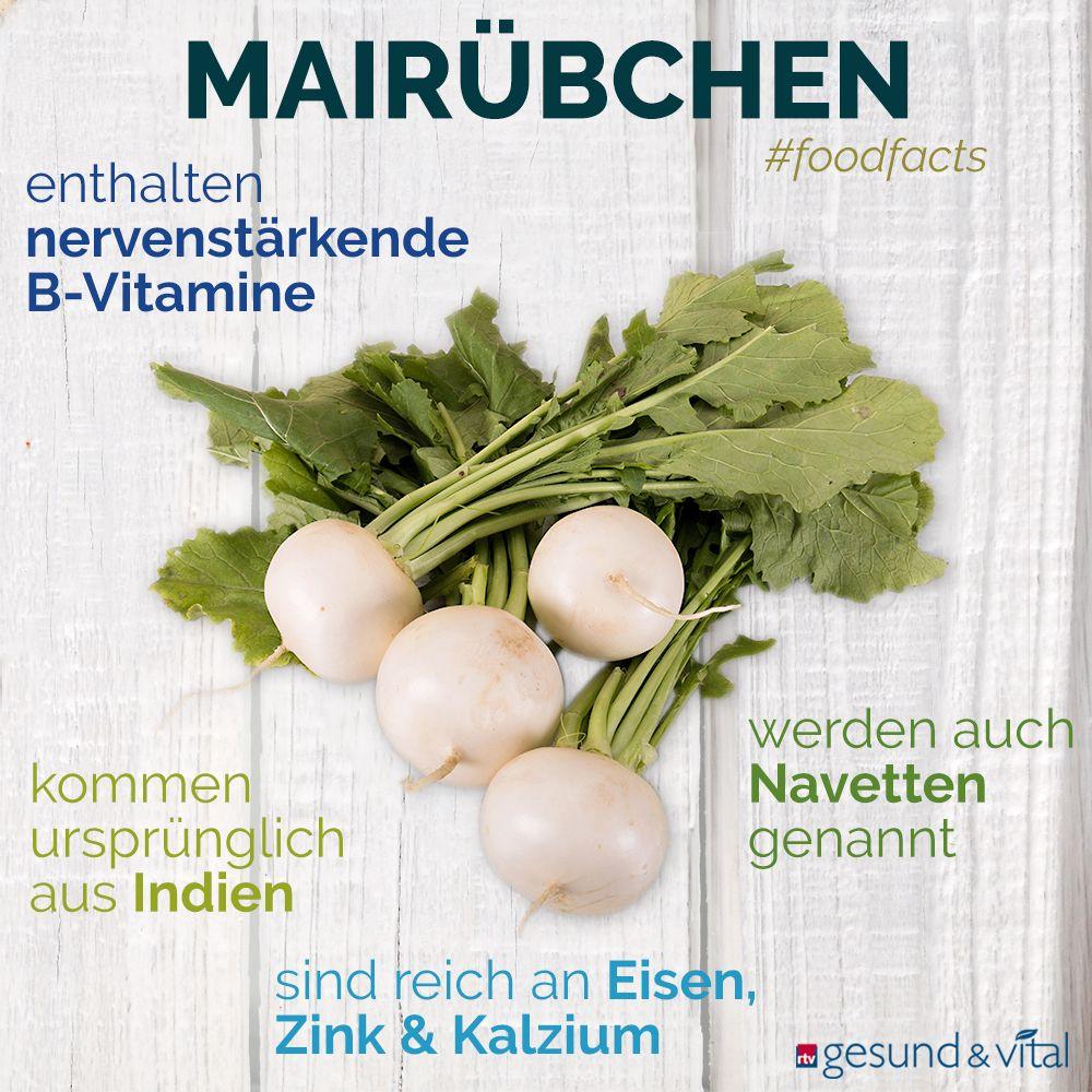 Photo of Mairübchen: Genuss von Blatt bis Wurzel
