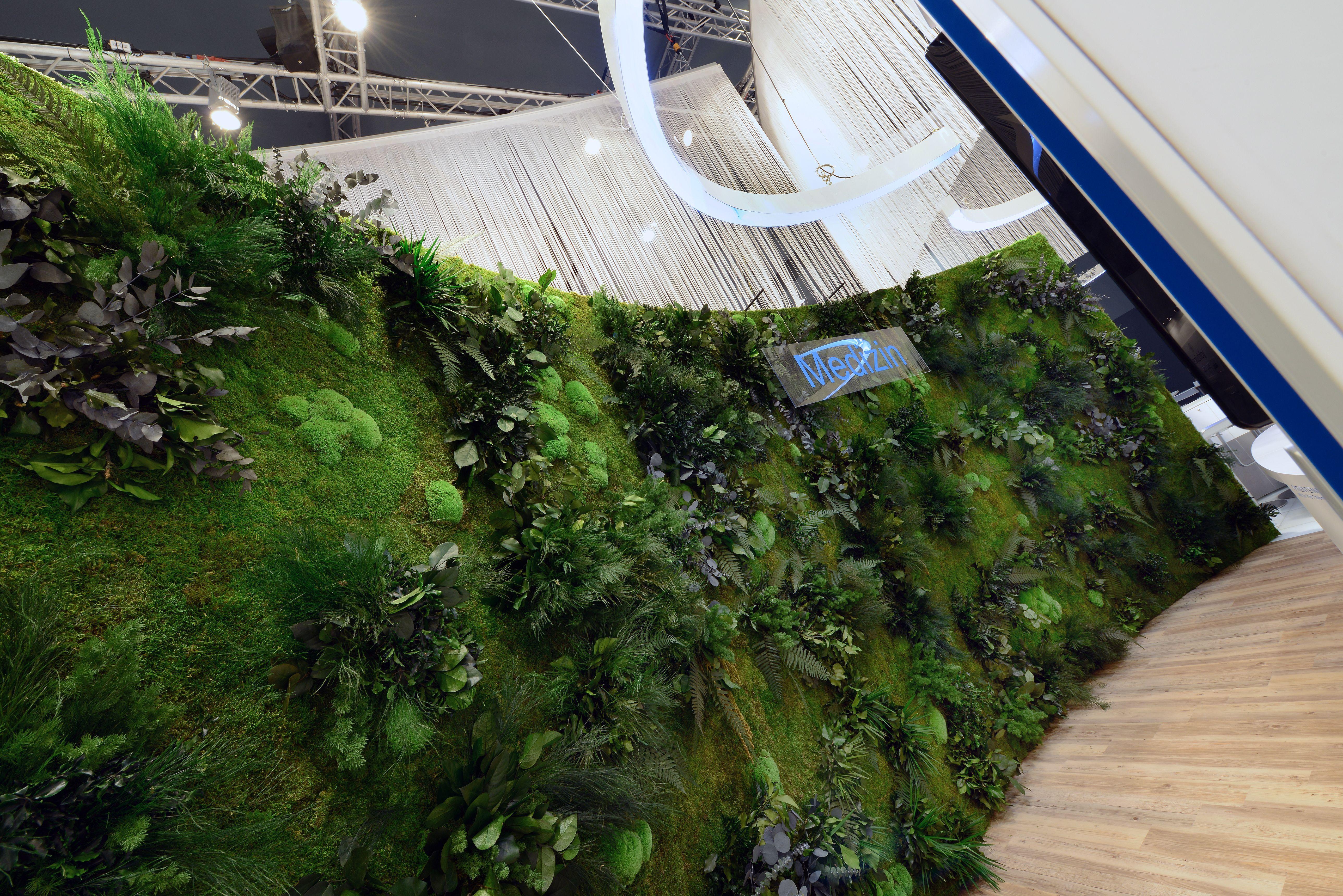 Wandbegrünung 24 sm green wall grüne wand wandbegrünung für roche arno