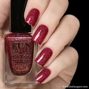 F.U.N. Lacquer- 2015 Summer- Goodness of the Dawn