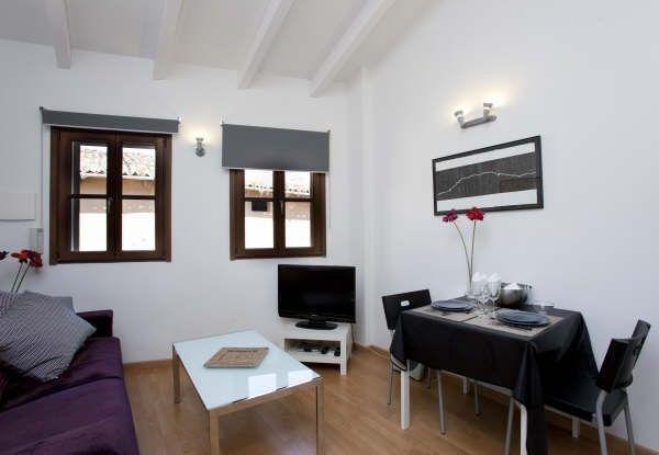 salon con tv y wifi