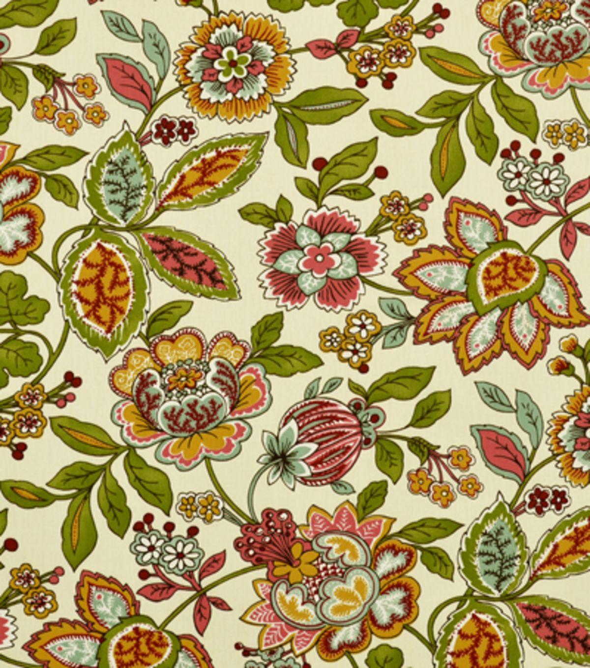 Covington Sadie 11 Multi - Home Decor Fabric - Decor Fabric at JOANN ...