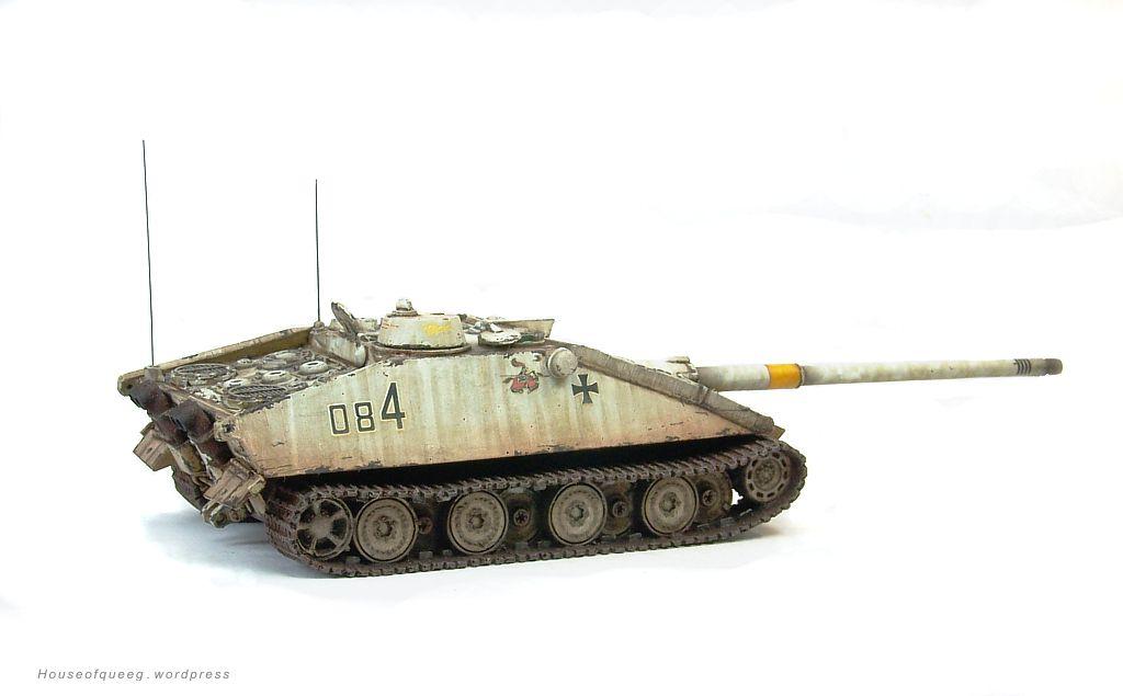 The Panzerkampfwagen E-100 (Gerät 383) (TG-01) was a ...