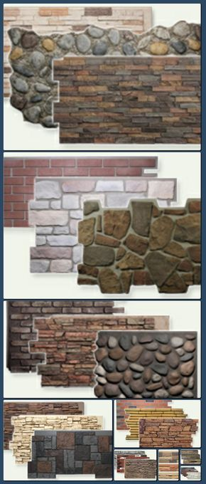 Faux Stone Panels Faux Brick Faux Wood Natural Look For Less Http Hoog Li G G Http 3a 2f 2fwww Fauxpanels Faux Stone Panels Faux Stone Exterior Stone